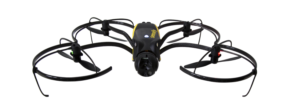 albris - The intelligent mapping & inspection drone