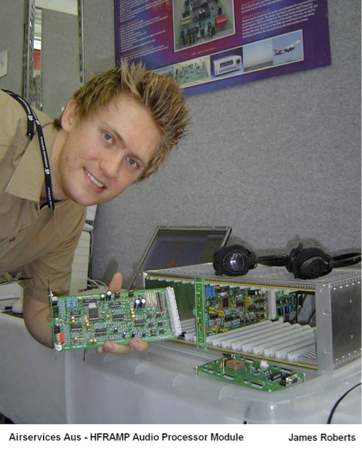 Airservices Australia – Audio Processor Module