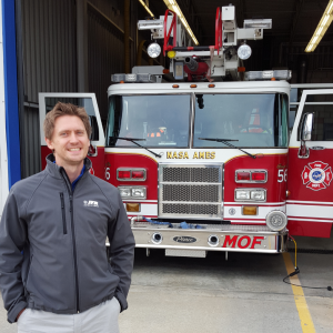 Local Fire Department – NASA Ames Research Park